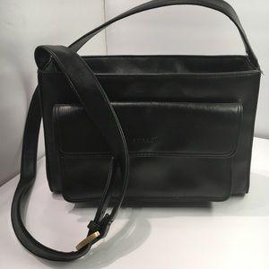 ❤️Straps Black Business Messenger Bag